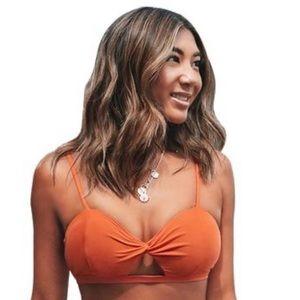 Cupshe Bikini Top